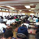 香川・徳島 中3生夏季合宿学習
