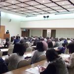 間近に迫った中学入試に関する説明会を行いました