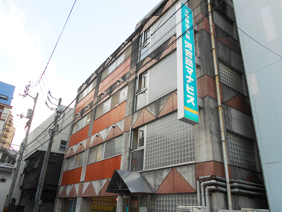 松山中央校(外観)
