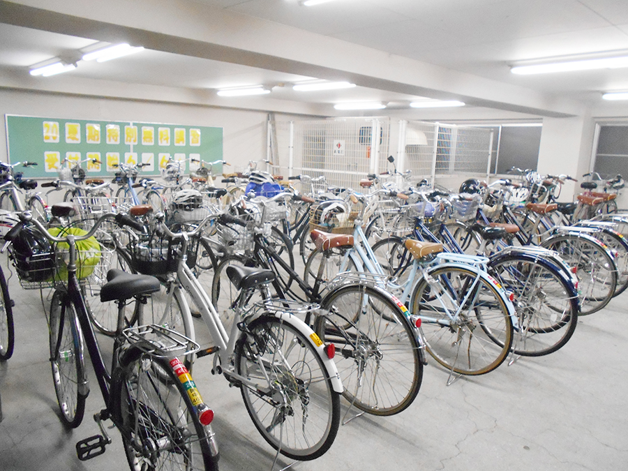 松山中央校(自転車)