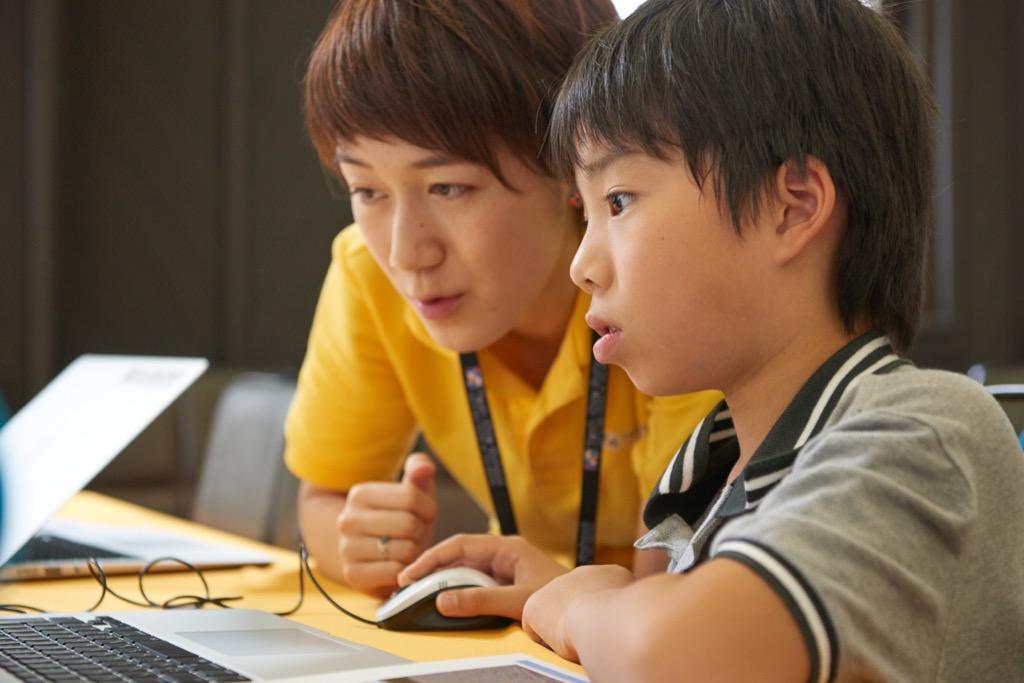 プログラミング教室①