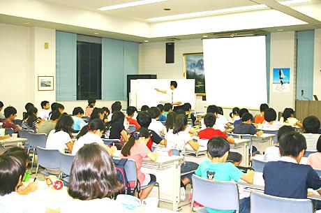愛光学園の先生による『特別授業』