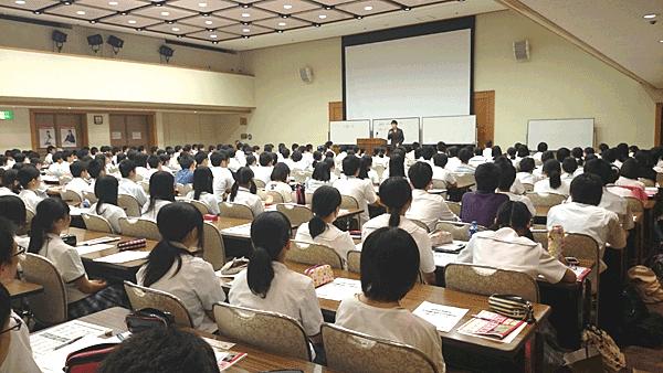 西きょうじ先生公開授業1