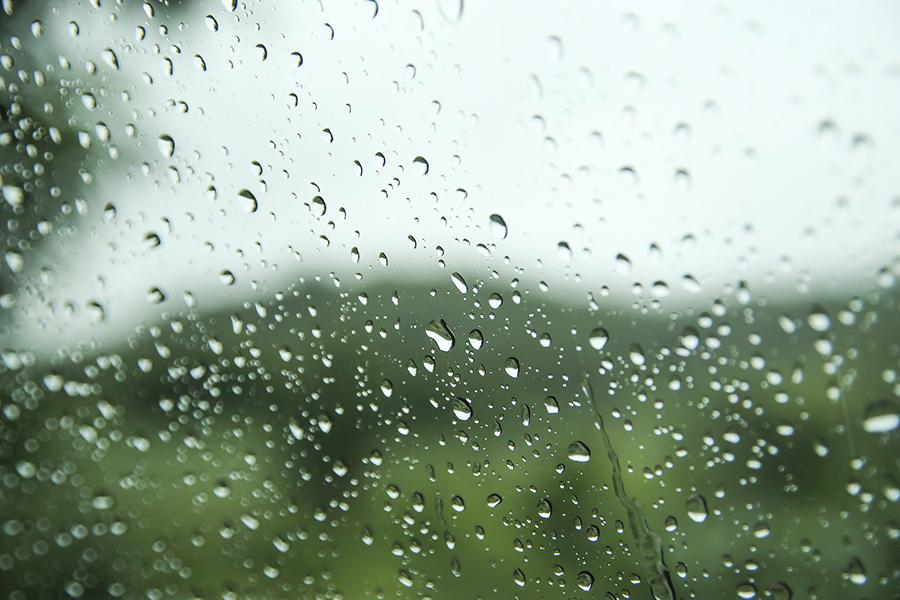 【城ノ内:雨粒】